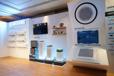 ซัมซุงปฏิวัติวงการ! เปิดตัวนวัตกรรมเครื่องปรับอากาศอัจฉริยะเพื่อสุขภาพหนึ่งเดียวในโลก 26 - samsung