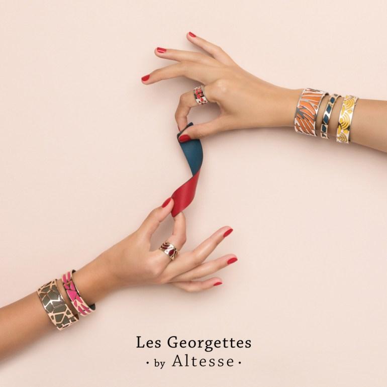 ครั้งแรกในประเทศไทย เปิดตัว Les Georgettes By Altesse (LGA) เครื่องประดับจากประเทศฝรั่งเศส 13 -
