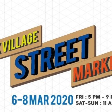 ชวนมาเช็คอิน K VILLAGE STREET MARKET มาร์เก็ตสุดฮิปที่เต็มไปด้วยความเก๋ สายช้อป สายแฟ ไม่ควรพลาด 14 -