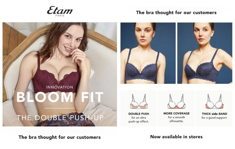 ETAM BLOOM FIT COLLECTION 13 -