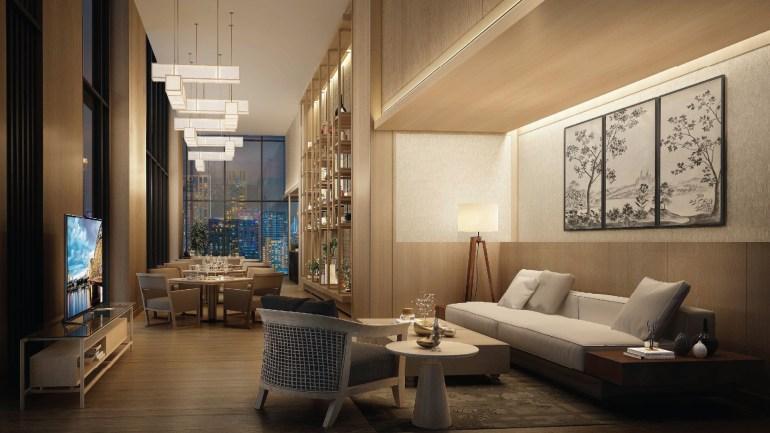 เครือโอ๊ควูด เปิดตัว 'โรงแรม โอ๊ควูด สวีท แบงค็อก' โรงแรมและเซอร์วิสอพาร์ทเม้นท์ระดับ 5 ดาว แห่งแรกในประเทศไทย 13 -