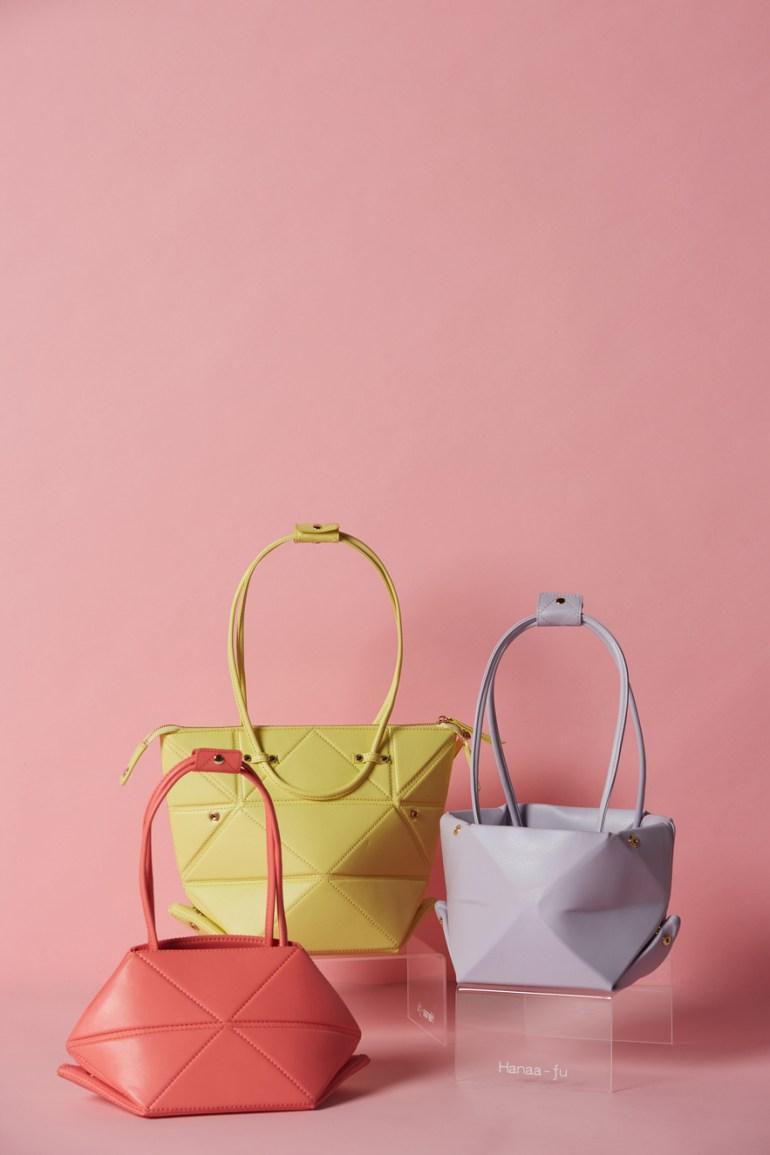 Hanaa-Fu กระเป๋าพับได้สไตล์ญี่ปุ่น ออริกามิ Aries Basic สีใหม่ปังกว่าเดิม 13 -