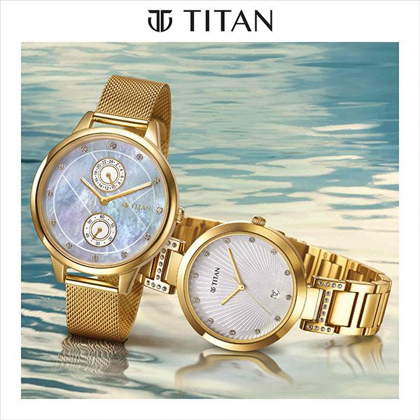 นาฬิกา Titan เปิดตัว Sparkle II สวยหวานสไตล์สาวไทย 13 -