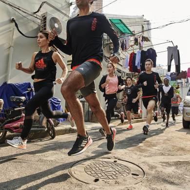"""อาดิดาสเผยผลสำรวจ """"เหตุผลที่คนเราต้องออกไปวิ่ง (Why We Run)"""" พร้อมเปิดแคมเปญ FasterThan ชวนนักวิ่งมานิยามความเร็วในแบบของคุณ 16 - Adidas"""