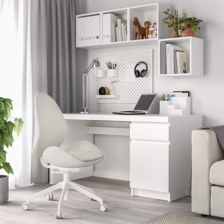 ไอเดียจัดพื้นที่ทำงานในบ้านให้ Work From Home แบบมีประสิทธิภาพ 18 - IKEA (อิเกีย)