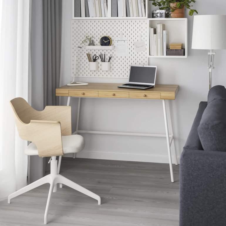 ไอเดียจัดพื้นที่ทำงานในบ้านให้ Work From Home แบบมีประสิทธิภาพ 28 - IKEA (อิเกีย)
