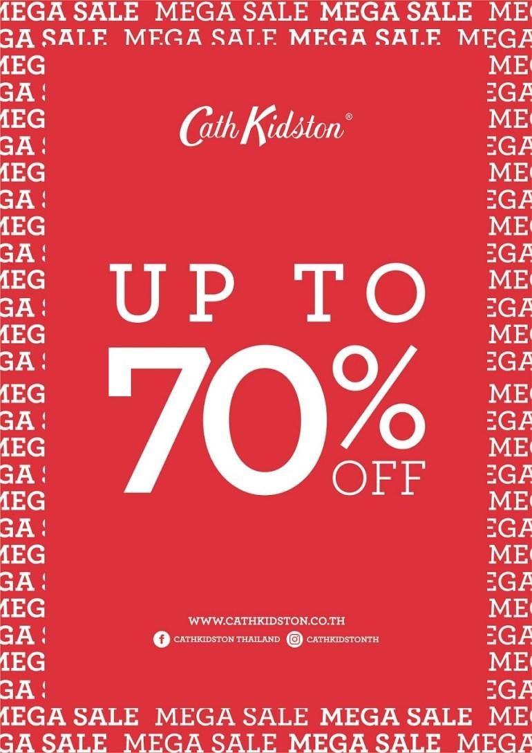 Cath Kidston ส่งแคมเปญ Mega Sale ลดจัดหนัก 70% 13 -