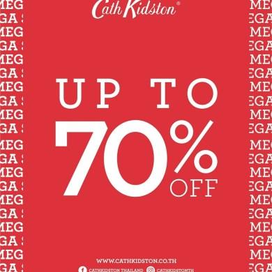 Cath Kidston ส่งแคมเปญ Mega Sale ลดจัดหนัก 70% 14 -