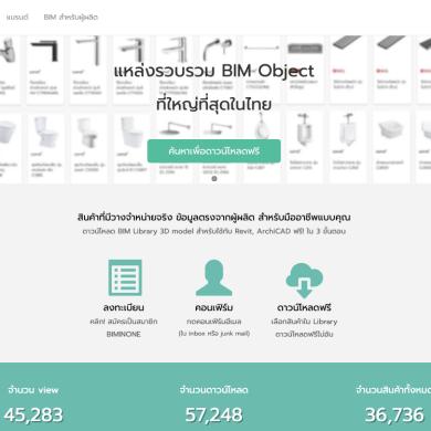 "BIMINONE Smart 3D Model Library ที่ช่วยให้คุณจัดแสดงสินค้าได้แบบใกล้ชิดลูกค้า 24/7 แม้อยู่ในช่วง ""Social Distancing"" 14 - 3D"