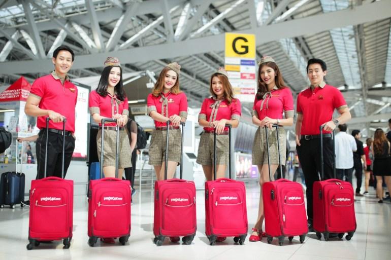 ไทยเวียตเจ็ทออกโปรฯตั๋วเครื่องบินเริ่มต้น 9 บาท สำหรับเดินทางหลังช่วงโควิด-19 13 -