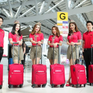ไทยเวียตเจ็ทออกโปรฯตั๋วเครื่องบินเริ่มต้น 9 บาท สำหรับเดินทางหลังช่วงโควิด-19 14 -