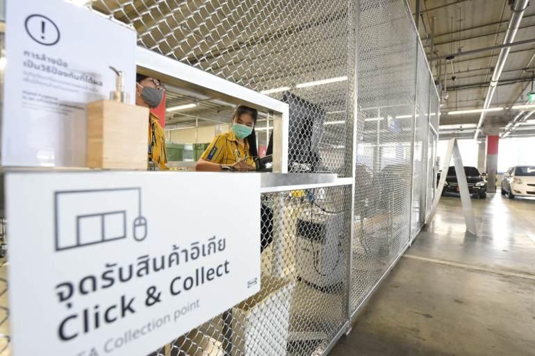 อิเกีย ต้อนรับนักช้อปคนรักบ้าน อุ่นใจด้วยมาตรการดูแลความปลอดภัยในการช้อปปิ้งเต็มรูปแบบ 19 - IKEA (อิเกีย)