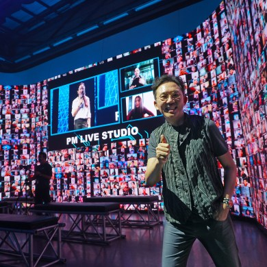 """CMO GROUP กลุ่มธุรกิจอีเว้นท์ เปิดตัว """"PM Live Studio"""" สตูดิโอสตรีมมิ่งครบวงจร ทางเลือกใหม่การจัดงานในยุคโควิด-19 15 -"""
