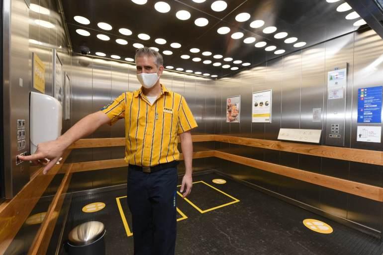 อิเกีย ต้อนรับนักช้อปคนรักบ้าน อุ่นใจด้วยมาตรการดูแลความปลอดภัยในการช้อปปิ้งเต็มรูปแบบ 20 - IKEA (อิเกีย)