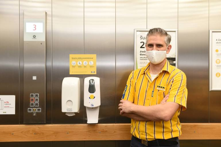 อิเกีย ต้อนรับนักช้อปคนรักบ้าน อุ่นใจด้วยมาตรการดูแลความปลอดภัยในการช้อปปิ้งเต็มรูปแบบ 21 - IKEA (อิเกีย)