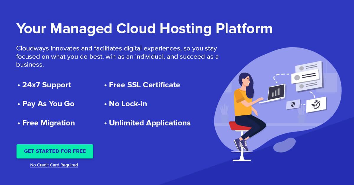 Cloudways บริการ cloud server เร็วระดับโลก ราคาถูก ซัพพอร์ตระดับเทพเจ้า ใช้ง่ายแม้ไม่ใช่ engineer 16 - Cloud