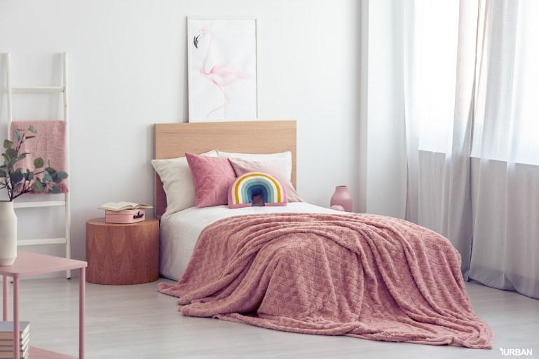 ไอเดียการแต่งห้องนอนให้มีสีสันเบาๆ ด้วยโทนสีพาสเทล Pastel 25 - Design