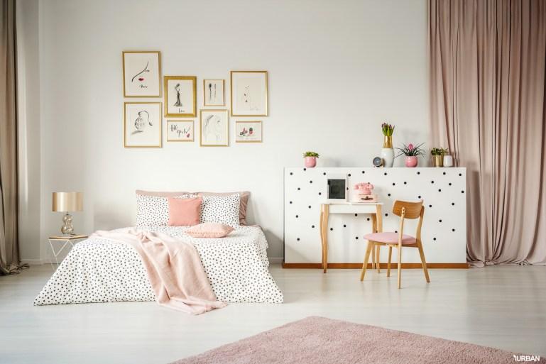ไอเดียการแต่งห้องนอนให้มีสีสันเบาๆ ด้วยโทนสีพาสเทล Pastel 24 - Design