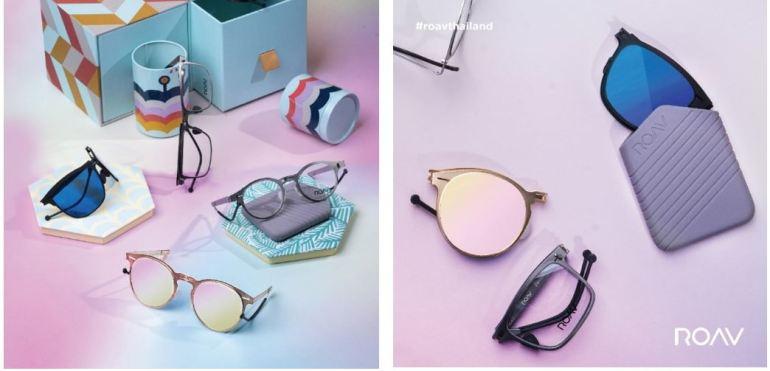 ROAV เผยโฉมแว่นตาพับได้ที่เบาและบางที่สุดในโลก เอาใจเหล่าแฟชั่นนิสต้าเมืองไทย กับคอนเซปต์ NEW GADGET, NEW VISION 13 -