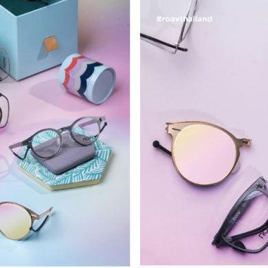 ROAV เผยโฉมแว่นตาพับได้ที่เบาและบางที่สุดในโลก เอาใจเหล่าแฟชั่นนิสต้าเมืองไทย กับคอนเซปต์ NEW GADGET, NEW VISION 16 -