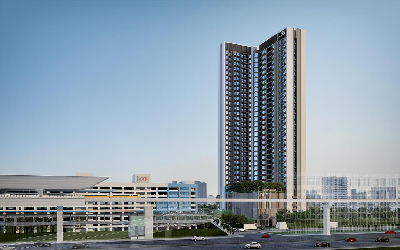 โนเบิล มั่นใจเศรษฐกิจไทยหลังโควิด-19 เปิด 3 โครงการใหม่ มูลค่ารวมกว่า 5,000 ล้านบาท ตอกย้ำความสำเร็จแบรนด์ NUE บนทำเลศักยภาพติดรถไฟฟ้าทั่วกรุงเทพฯ 21 -
