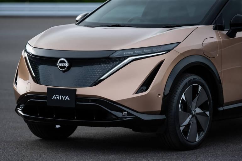 Nissan Ariya นิสสัน อริยะ ครอสโอเวอร์รถไฟฟ้า 100% พลิกมาตรฐานรถไฟฟ้าญี่ปุ่น 2021 14 - Nissan
