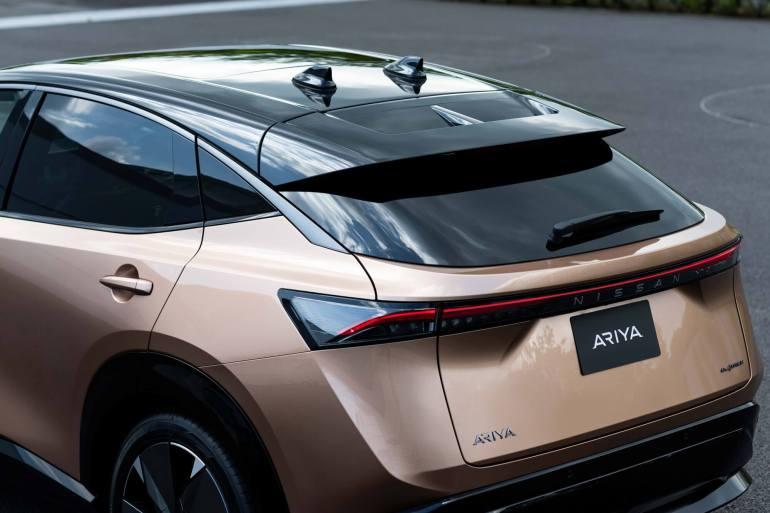 Nissan Ariya นิสสัน อริยะ ครอสโอเวอร์รถไฟฟ้า 100% พลิกมาตรฐานรถไฟฟ้าญี่ปุ่น 2021 15 - Nissan