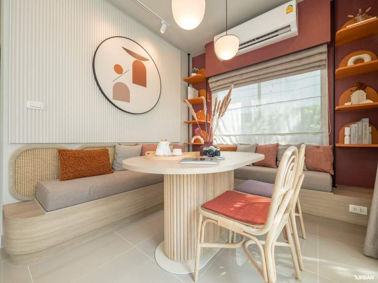 รีวิว อณาสิริ ชัยพฤกษ์-วงแหวน เมื่อแสนสิริออกแบบบ้านใหม่ Feel Just Right ใช้งานได้ลงตัว 35 - Anasiri