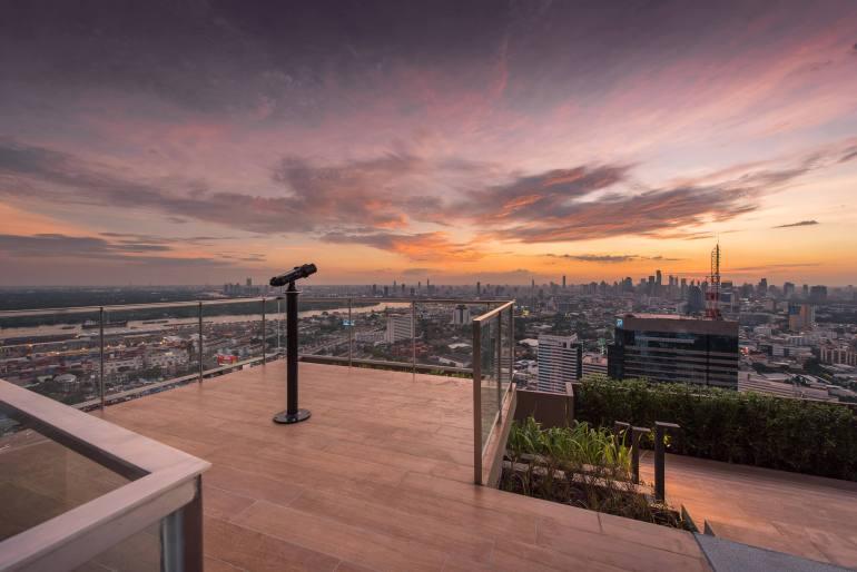 """โอกะ เฮาส์"""" คอนโดสูง (high rise) สไตล์รีสอร์ทแห่งแรกจากแบรนด์เฮาส์ กับบรรยากาศท่ามกลางธรรมชาติพร้อมวิวสวยจากชั้น Rooftop และพร้อมด้วยสิ่งอำนวยความสะดวกเพื่อที่สุดแห่งการพักผ่อน บนทำเลศักยภาพอย่างพระรามสี่ 14 -"""
