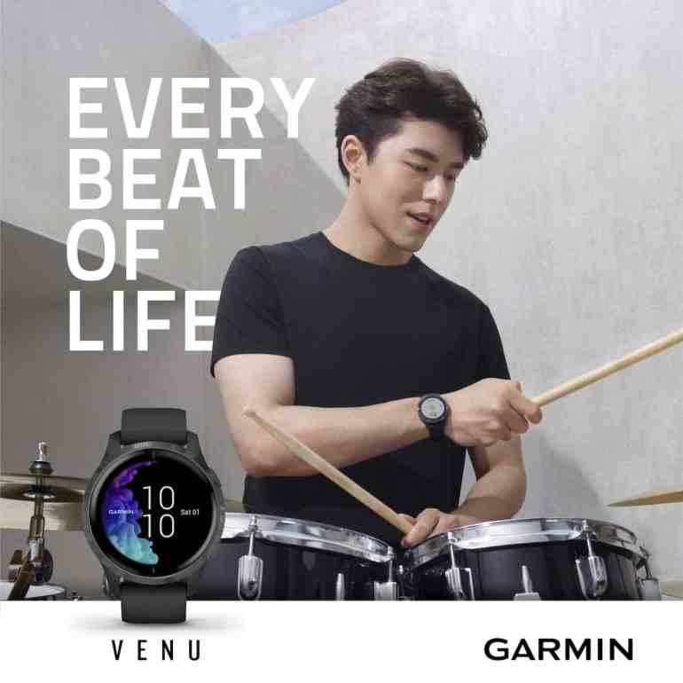 5 ฟังก์ชันเด็ด GARMIN Smartwatch ที่คน Active Lifestyle ต้องรู้ 16 - Garmin