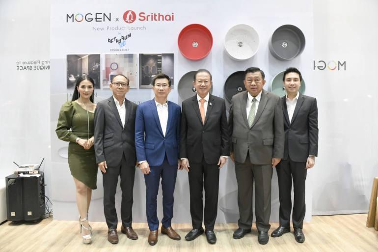 MOGEN x SRITHAI ปฏิวัติวงการเครื่องสุขภัณฑ์ จากวัสดุเมลามีน ตอบโจทย์กลุ่มลูกค้า 3 GEN 19 - ACT Forum