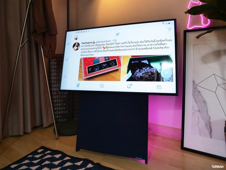 รีวิว 3 ทีวีที่สวยที่สุดเจนเนอเรชั่นนี้ The Frame The Serif และ The Sero 84 - decor