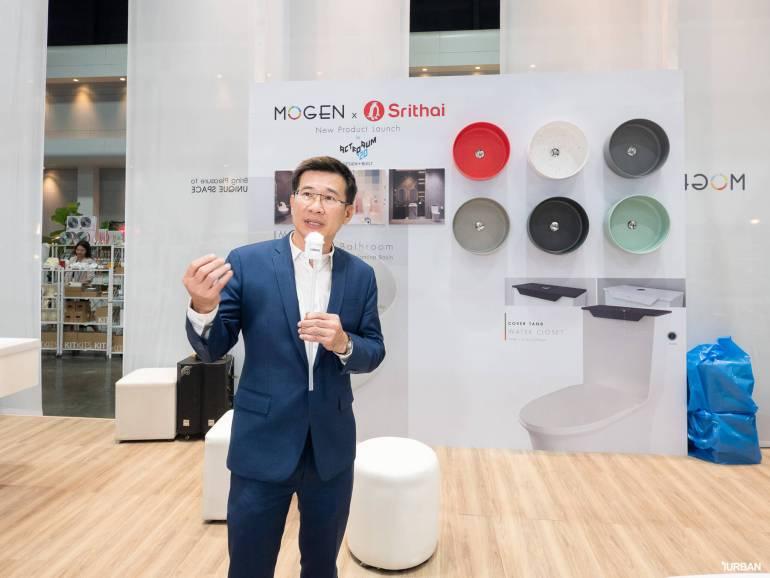 MOGEN x SRITHAI ปฏิวัติวงการเครื่องสุขภัณฑ์ จากวัสดุเมลามีน ตอบโจทย์กลุ่มลูกค้า 3 GEN 14 - ACT Forum
