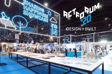 36 นวัตกรรมสถาปัตย์จากงาน ACT FORUM '20 Design + Built อย่าทำบ้านแบบเก่าๆ เดี๋ยวนี้เขาไปถึงไหนแล้ว 1 - ACT Forum