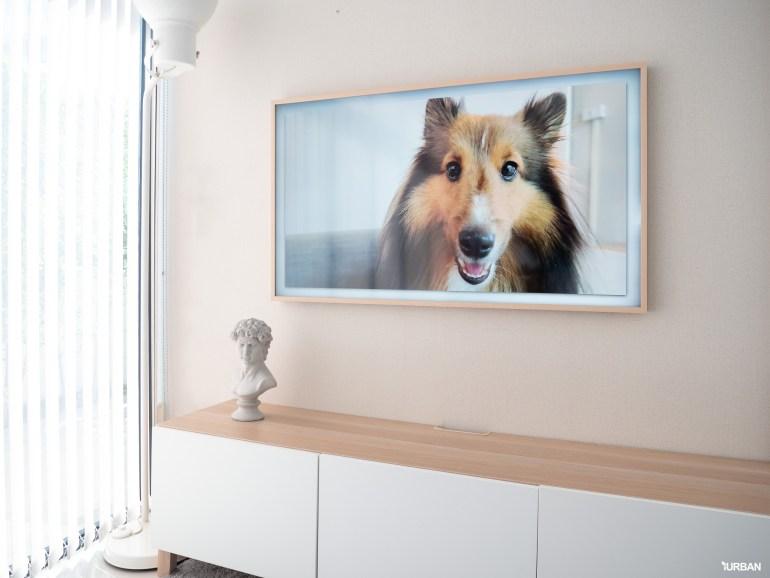รีวิว 3 ทีวีที่สวยที่สุดเจนเนอเรชั่นนี้ The Frame The Serif และ The Sero 41 - decor