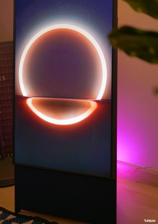 รีวิว 3 ทีวีที่สวยที่สุดเจนเนอเรชั่นนี้ The Frame The Serif และ The Sero 81 - decor