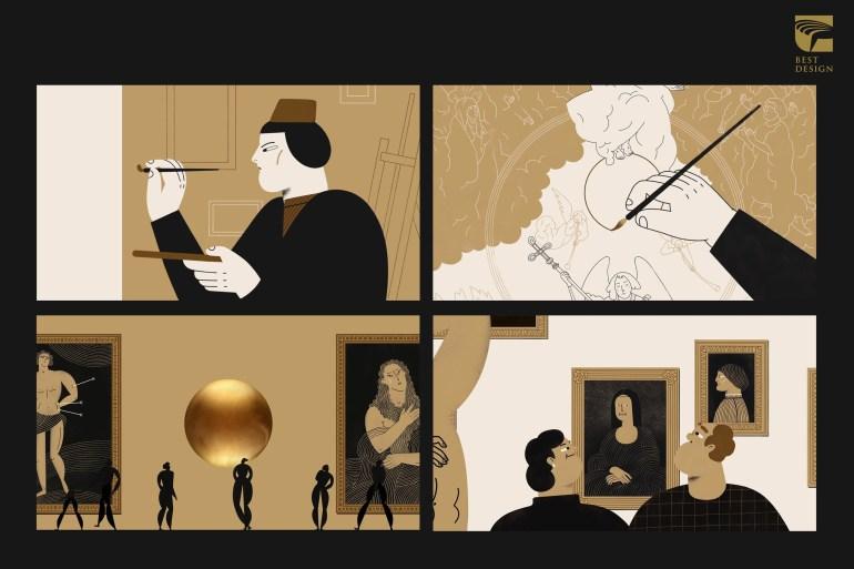"""2 ดีไซเนอร์ไทยพิชิต """"Golden Pin Design Award 2020"""" 21 -"""