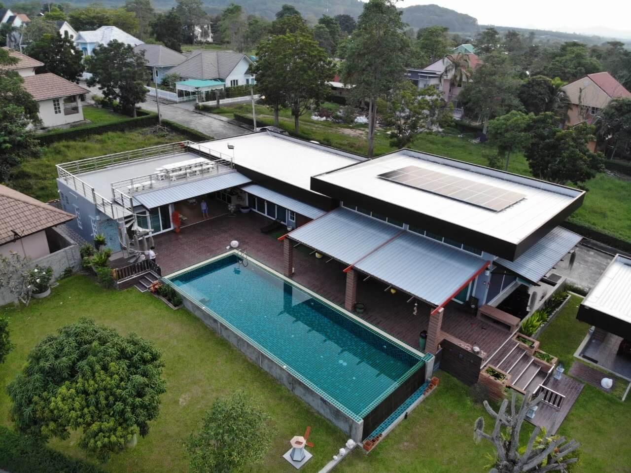 12 จุดเด่นมาพร้อม SCG Solar Roof เมื่อยักษ์ลงสนามไฟฟ้าบ้านพลังงานแสงอาทิตย์ 34 - Premium