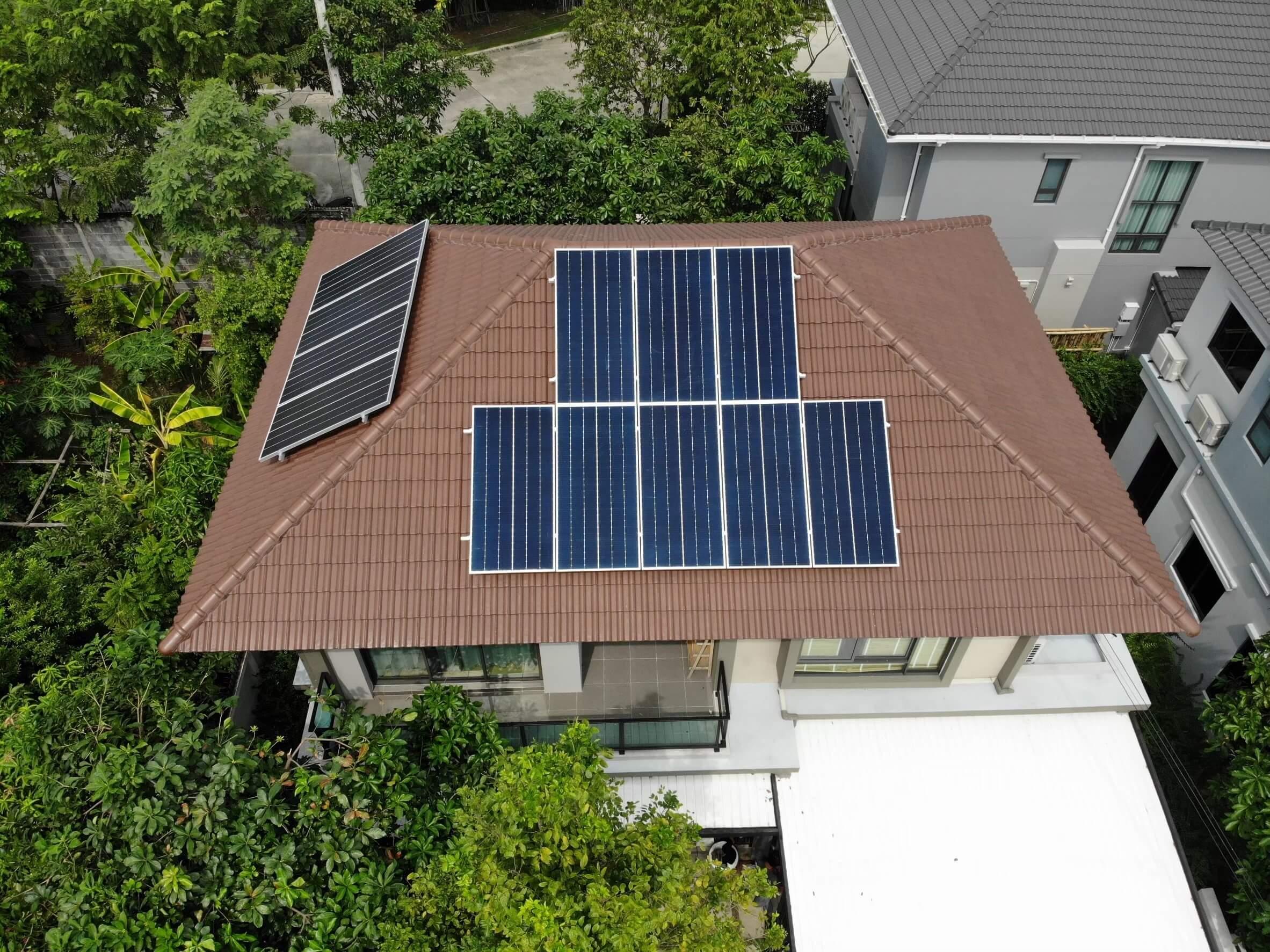 12 จุดเด่นมาพร้อม SCG Solar Roof เมื่อยักษ์ลงสนามไฟฟ้าบ้านพลังงานแสงอาทิตย์ 36 - Premium