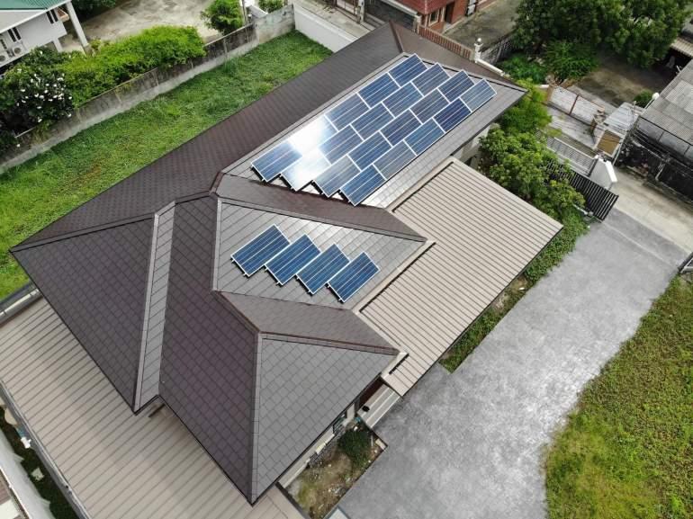 12 จุดเด่นมาพร้อม SCG Solar Roof เมื่อยักษ์ลงสนามไฟฟ้าบ้านพลังงานแสงอาทิตย์ 17 - Premium
