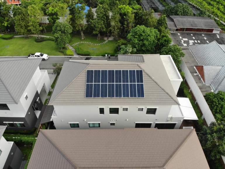 12 จุดเด่นมาพร้อม SCG Solar Roof เมื่อยักษ์ลงสนามไฟฟ้าบ้านพลังงานแสงอาทิตย์ 32 - Premium