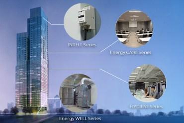 นวัตกรรมเพื่ออาคารประหยัดพลังงาน ควบคุมคุณภาพอากาศ ทางเลือกใหม่สำหรับเจ้าของอาคาร ตามแนวคิดของ Smart Building Solution 16 - SCG (เอสซีจี)
