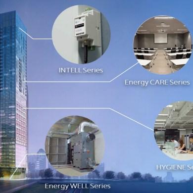 นวัตกรรมเพื่ออาคารประหยัดพลังงาน ควบคุมคุณภาพอากาศ ทางเลือกใหม่สำหรับเจ้าของอาคาร ตามแนวคิดของ Smart Building Solution 14 - SCG (เอสซีจี)