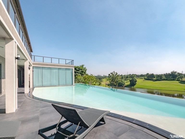 บ้าน SCG HEIM ใหญ่สุดที่เคยรีวิว พร้อมสระ Panoramic บนวิวสวยสุดของสนามกอล์ฟ 25 - Interview