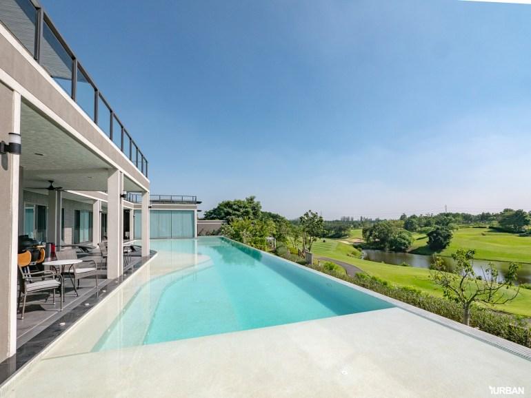บ้าน SCG HEIM ใหญ่สุดที่เคยรีวิว พร้อมสระ Panoramic บนวิวสวยสุดของสนามกอล์ฟ 26 - Interview