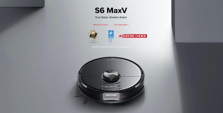 ROBOROCK S6 MAXV รีวิวหุ่นยนต์ดูดฝุ่นตัวท็อปพร้อมกล้อง A.I. ฉลาดขนาดหลบอึหมาได้ 46 - Automatic
