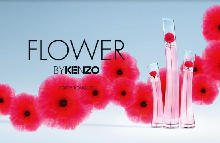 KENZO PARFUMS รังสรรค์ความหอมอันเป็นเอกลักษณ์จาก FLOWER BY KENZO Eau de Parfum สู่ความหอมกลิ่นดอกไม้ในรูปแบบใหม่ FLOWER BY KENZO Poppy Bouquet, Eau de Parfum Florale 13 -