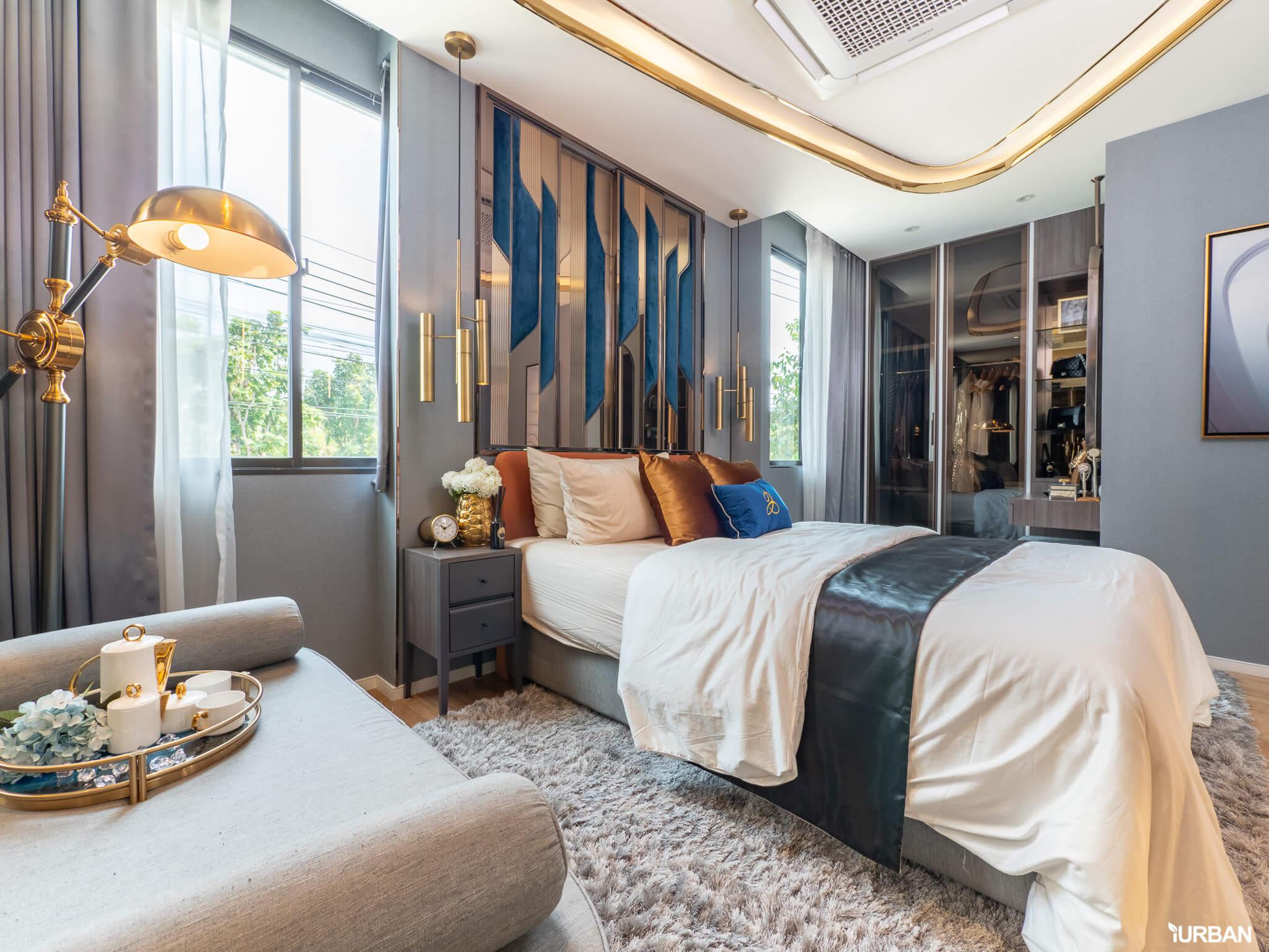 ชมบ้านจริง PLENO ดอนเมือง-สรงประภา พรีเมียมทาวน์โฮมคุ้มราคา ยกระดับทุกชีวิต ทำเลชิดรถไฟฟ้า 32 - AP (Thailand) - เอพี (ไทยแลนด์)