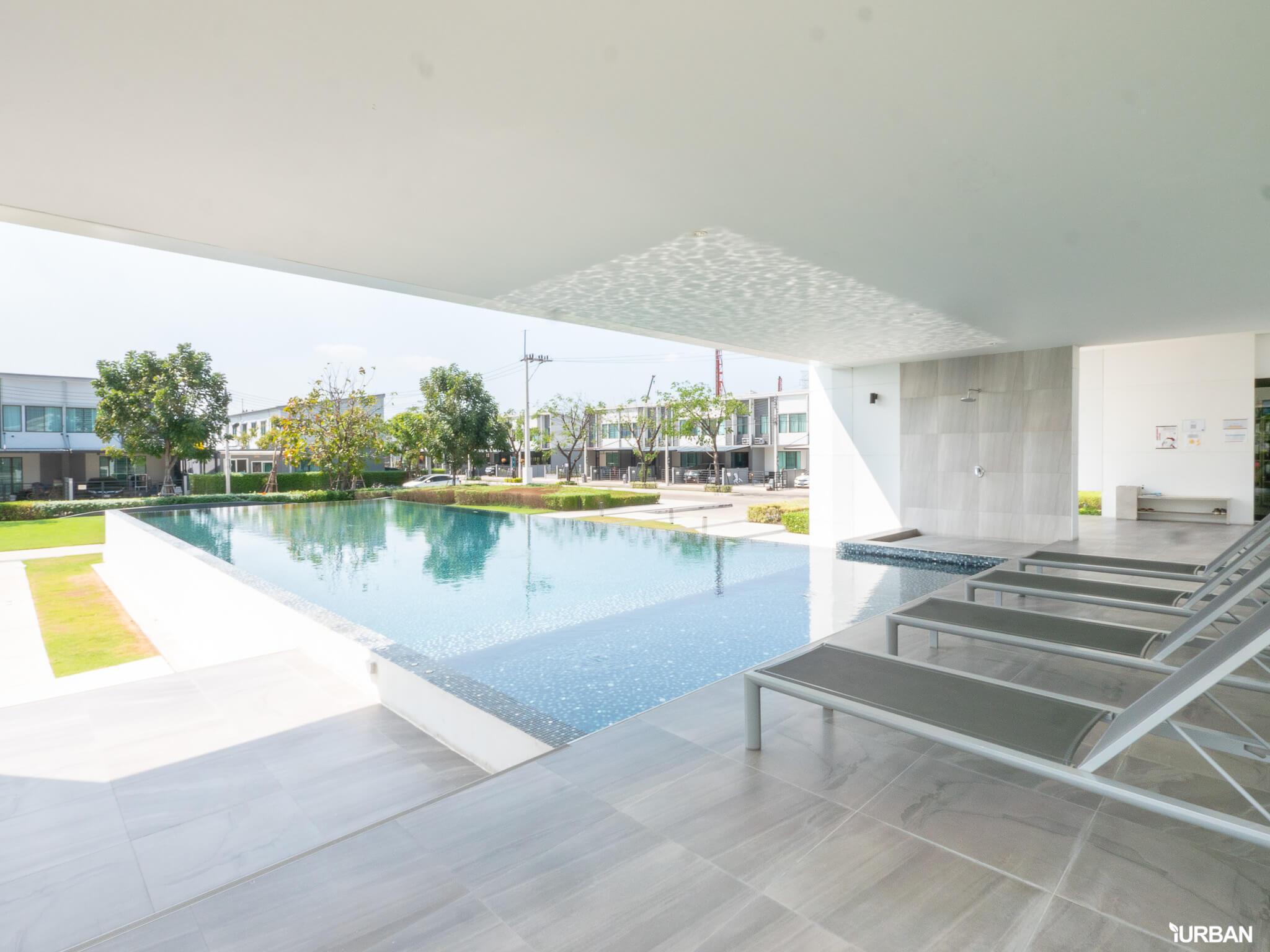 พาชมบ้านจริง PLENO พหลโยธิน-รังสิต ชีวิตทันสมัย ใกล้ฟิวเจอร์พาร์ครังสิต เริ่มแค่ 1.99 ลบ. 25 - AP (Thailand) - เอพี (ไทยแลนด์)