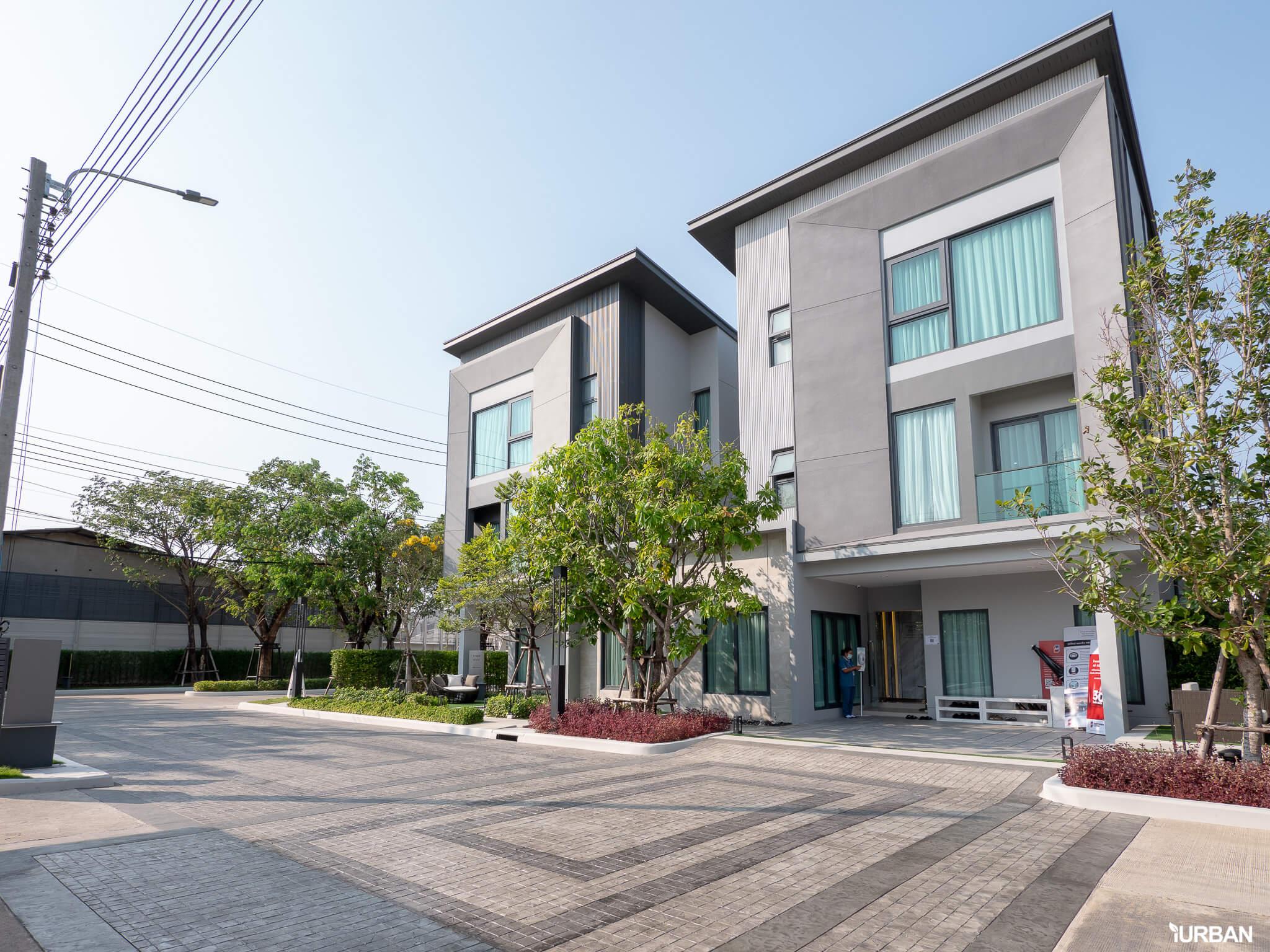 7 โครงการบ้านเอพีช่วยผ่อน 30 เดือน สุขสวัสดิ์-ประชาอุทิศ เข้าเมืองง่าย ทาวน์โฮม-บ้าน เริ่ม 1.99 ล้าน 42 - AP (Thailand) - เอพี (ไทยแลนด์)